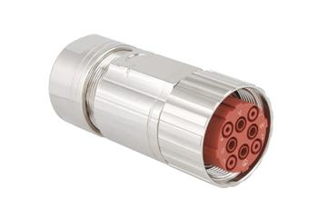 Standard connector series C, M40 power connector