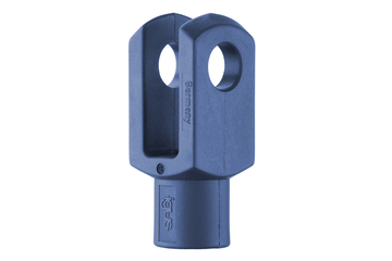 Clevis joint, detectable, GERM-DT, igubal®