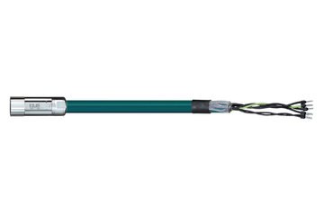 readycable® motor cable acc. to Parker standard iMOK42, base cable PVC 7.5 x d