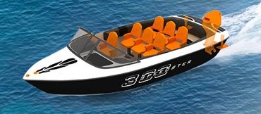 igus solutions for motorboats