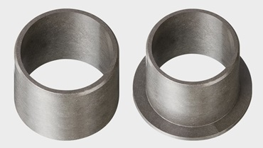 iglidur G plain bearings with or without flange